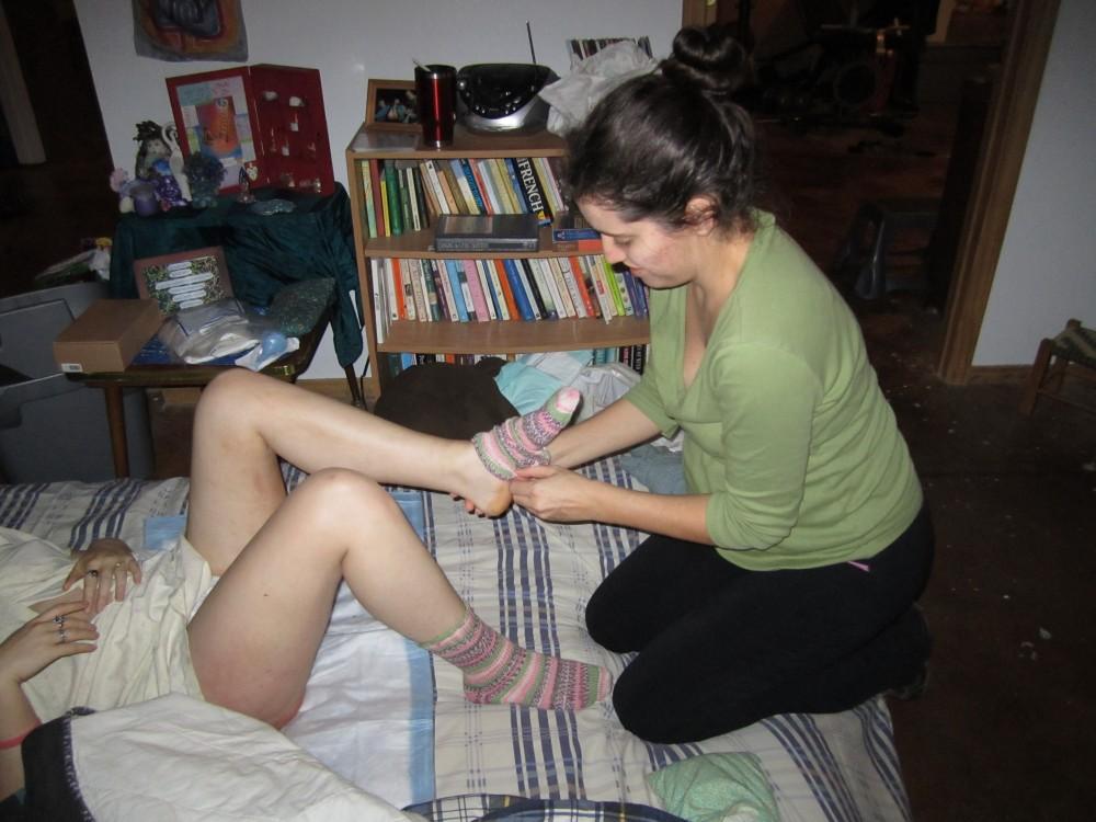 Doulas at Homebirths? (1/2)