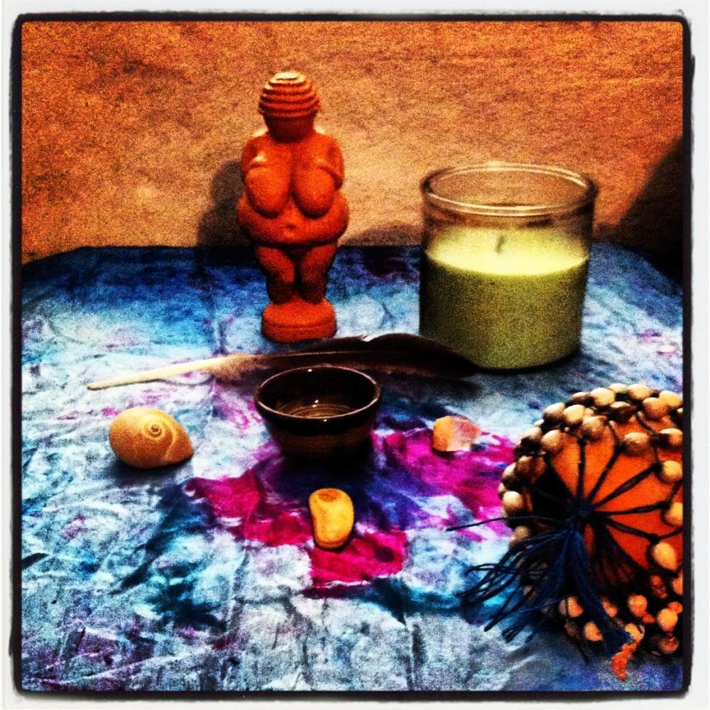 Women's Retreat Ritual Recipe (1/3)