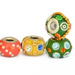 Kashmiri beads