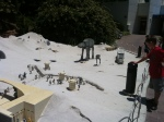 Star Wars Miniland was amazing!