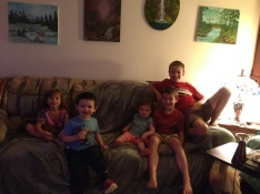 Cousin time!