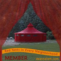 RedTent Member Badge