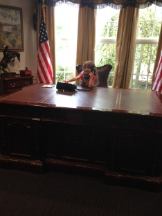 Oval office!