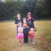 At Pumpkin Patch